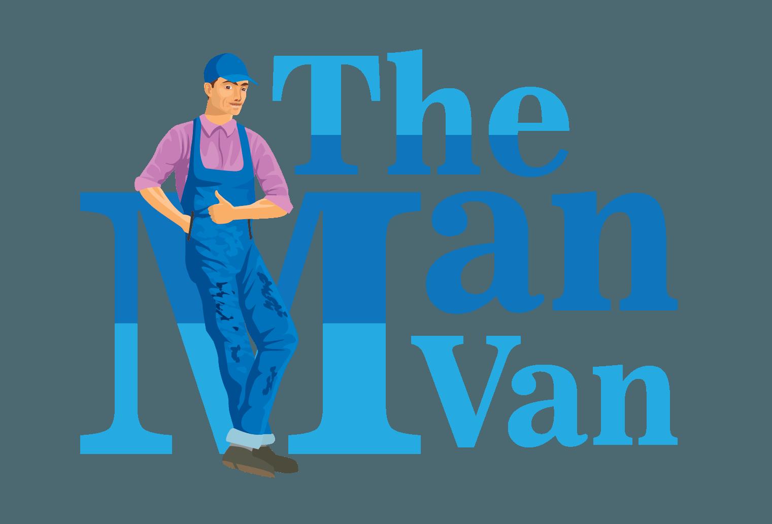 Man and van at The man van