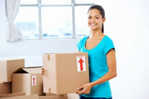 Choosing the best bags and boxes for small furniture removals