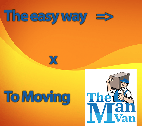 easy way to moving the man van