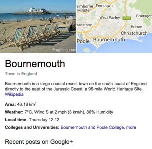 london to bournemouth