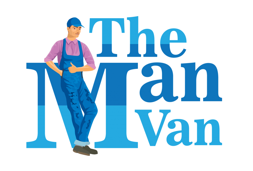 Man and van at The man van