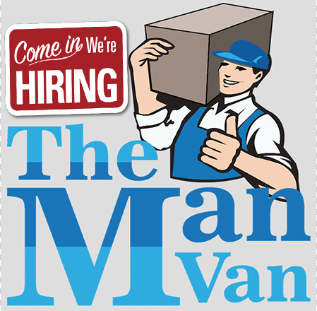 man and a van hire in London